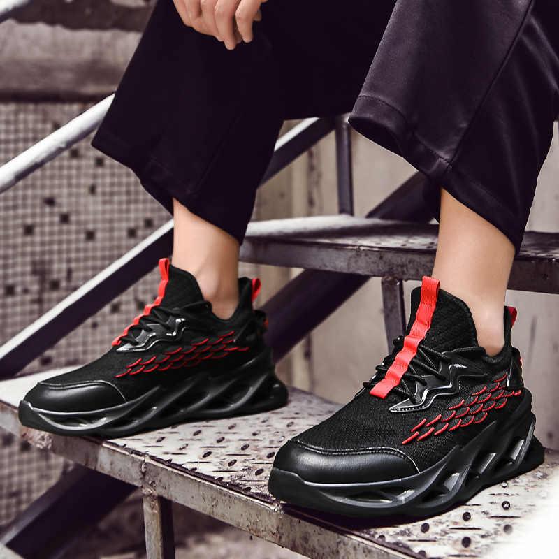 Artı 46 Erkek Ayakkabı Rahat Nefes Scarpe Uomo Yaz Marka erkek Spor Ayakkabı Krasovki Tenis Masculino Zapatillas Hombre Deportiva
