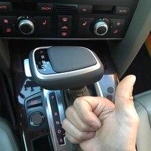 Automatic Car Gearbox Handles Gear Shift Knob Lever Stick Head for Audi A4 b6 A6 C7 b7 A7 a5 a3 8l Q5 Q7 S5 S6 Q3 b8