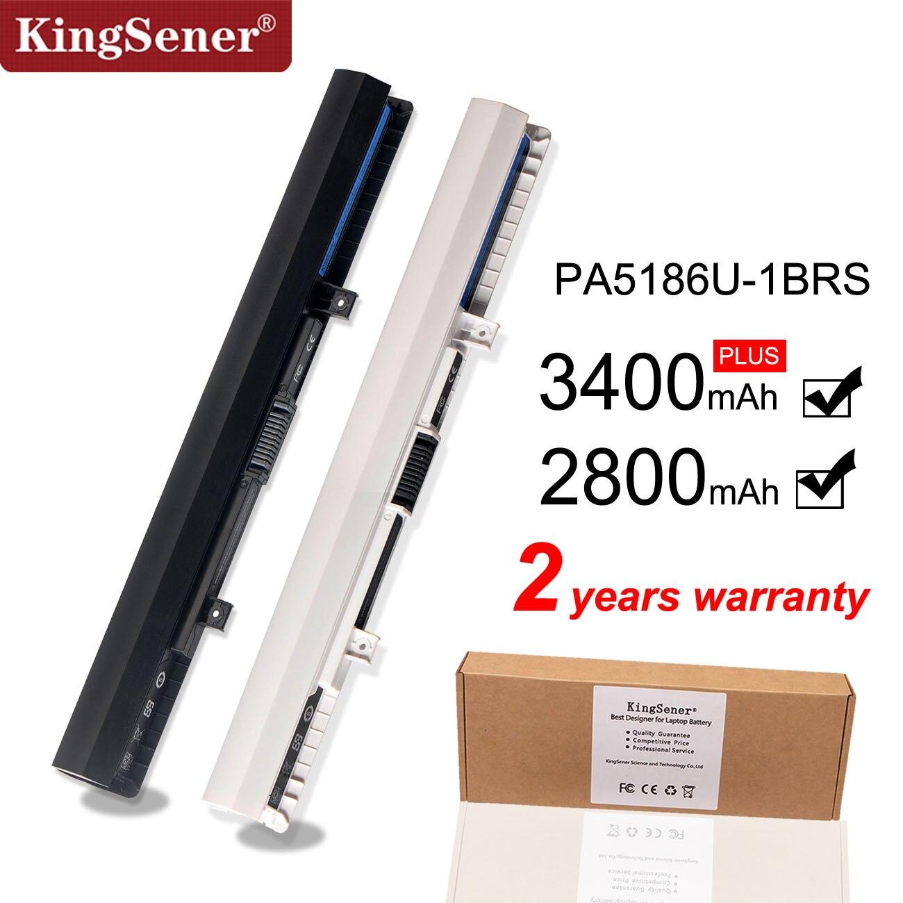KingSener PA5186U PA5185U Battery For Toshiba Satellite C55 C55D C55T L55 L50-B L55D L55T C55-B C55-B5299 C55-B5202 PA5186U-1BRS