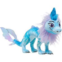 Disney Raya and The Last Dragon Raya Sisu Dragon Dyan Pan Uka Monkey Tuk Tuk Soft Plush Stuffed Doll Stuff Toy Gift for Kids