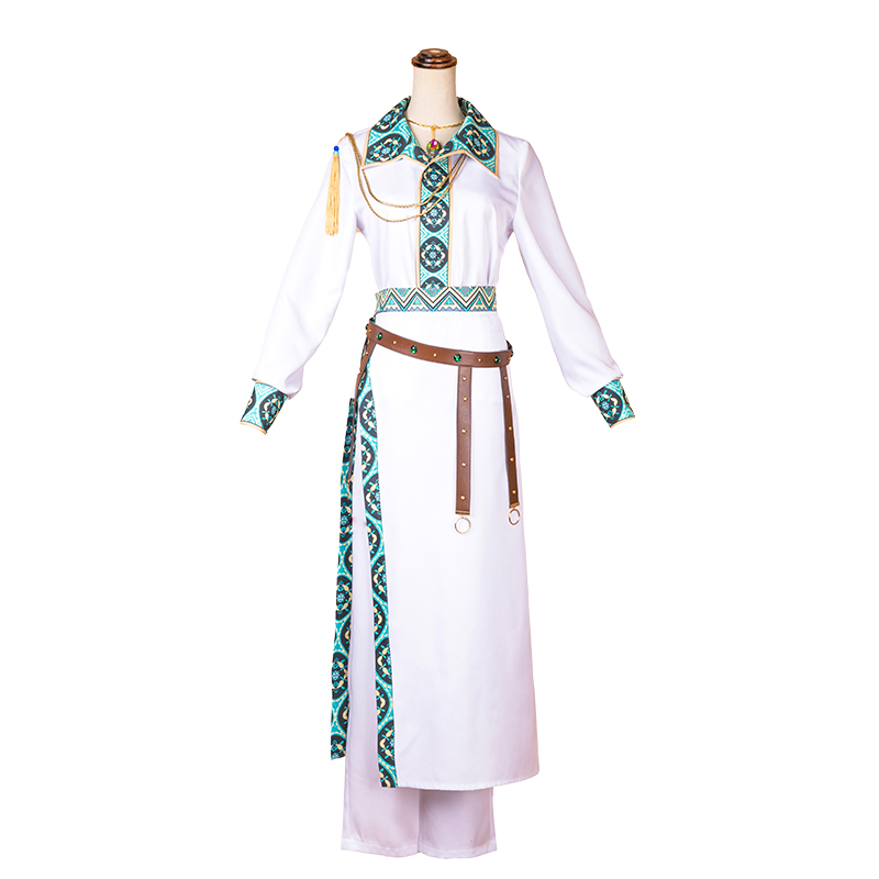 Hot game Love and producer Cosplay Costume Zhou QiLuo Kilo Tanabata Romantic Period Ancient Costume Suit