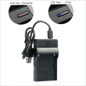 Image 4 - LANFULANG NB 6L / NB 6LH ملحوظة 6L ضئيلة المصغّر USB شاحن بطارية ل كانون PowerShot SX520 SX530 SX540 SX600 SX610 SX700 SX710 HS
