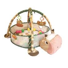 Детский коврик для детей игровой с водой складной пенопластовый