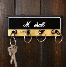 Key Storage Rock Guitar Keychain Holder Jack II Rack 2.0 Electric Key Rack Vintage Amplifier JCM800 Gift Standard Gift
