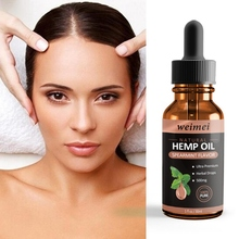 30ml Hemp Oil Essential Oil Body Massage Oil Soothes Pressure Pain Imp