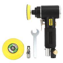 YC-2612 Pneumatic Polisher Polishing Machine Sanding Tool Straight Concentric Elbow Pneumatic Tool