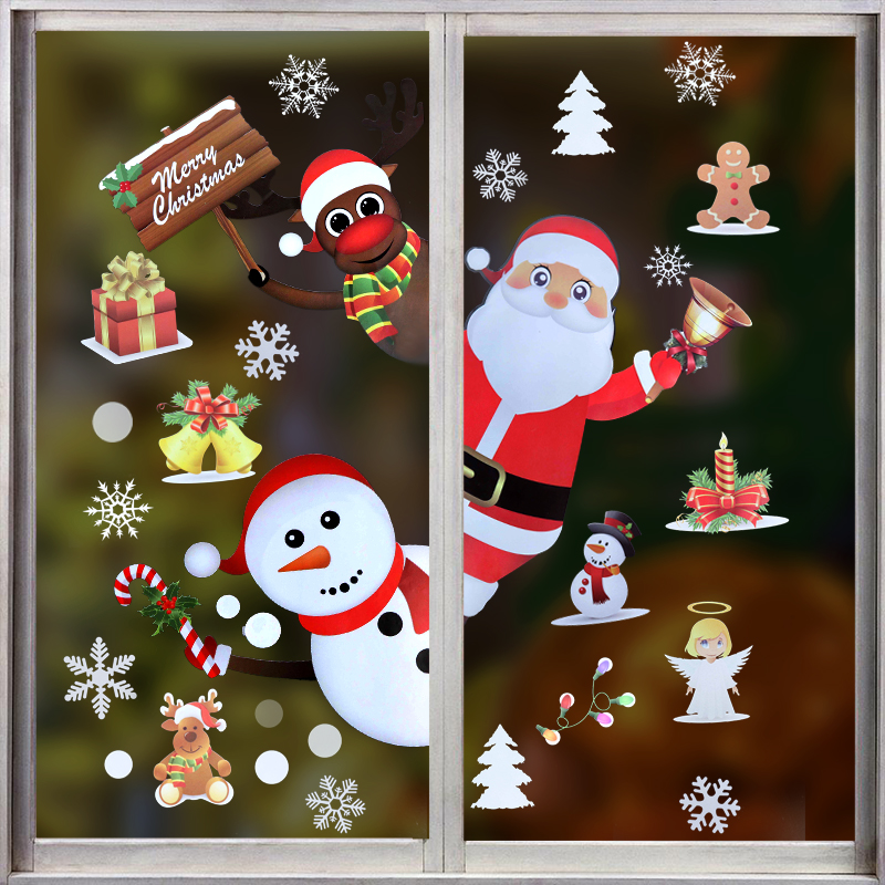 Wall Art Lettering MERRY CHRISTMAS ANTLER ELK DEER PICTURE holding Cushion Metal