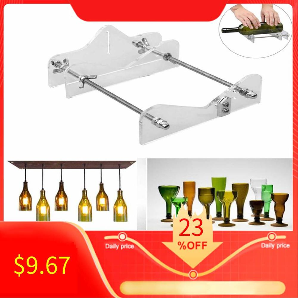 Professional Long Glass Bottles Cutter Machine Cutting Tool For Wine Bottles Safety Easy To Use DIY Hand Tools Free Shipping