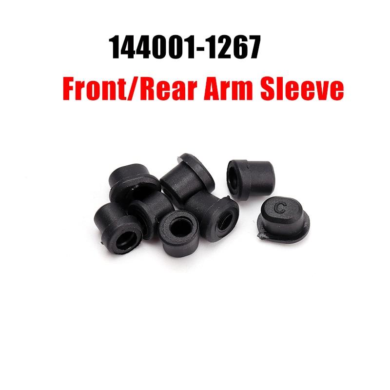 Wltoys 144001 RC Car Spare Parts 1267 Front/Rear Arm Sleeve 144001-1267 Front And Rear Swing Arm Shaft Sleeve For WLtoy Parts