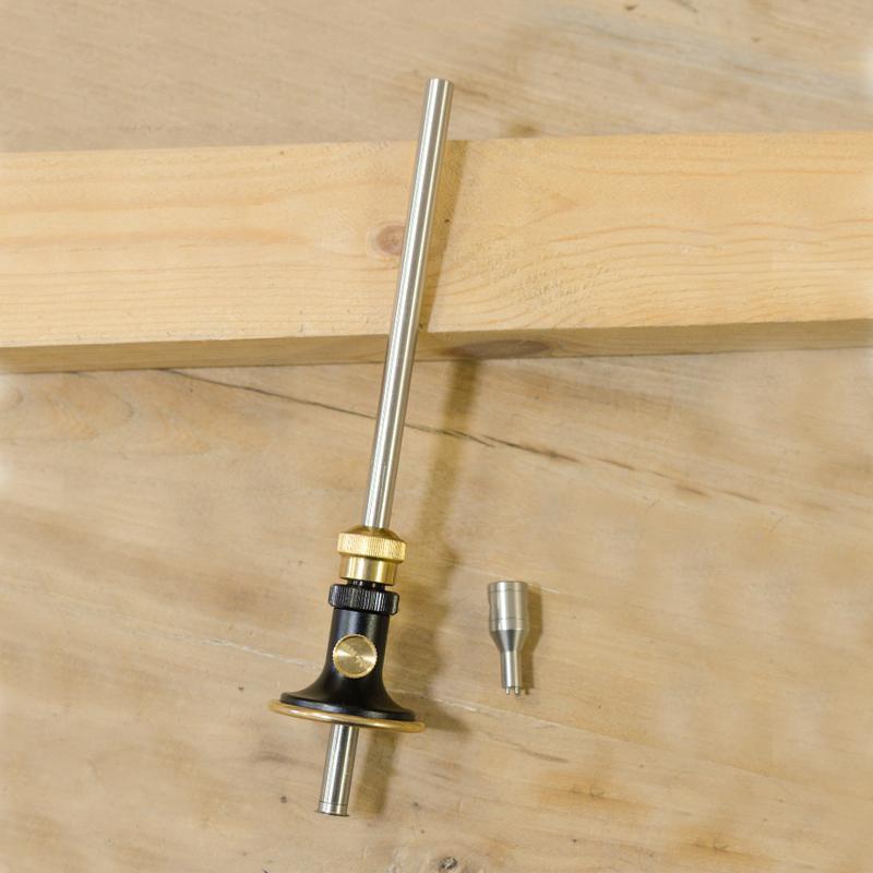 Marcação da roda calibre carpintaria encadernação marcador