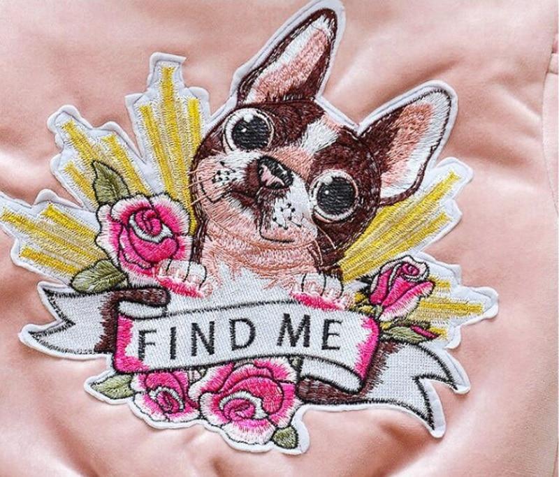 CROAL CHERIE Cute Dogs Kids Girls Jackets Baby Girls Fur Coat Children Winter Outerwear & Coats Thicken FLeece Girls Clothes  (7)