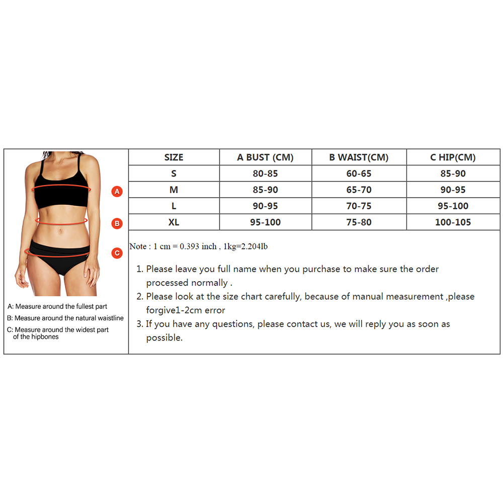 Sexy Solid Female Bikini Set 2019 Women Swimwear Push Up Padded Swimsuit Summer Beach Women Bathing Suit Brazilian Hot Bathers in Bikinis Set from Sports Entertainment