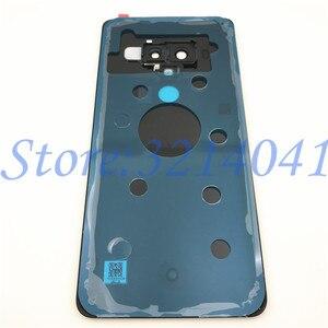 Image 5 - חדש מקורי 6.0 סנטימטרים עבור HTC U12 בתוספת חזרה סוללה כיסוי אחורי דלת פנל זכוכית שיכון מקרה עם לוגו