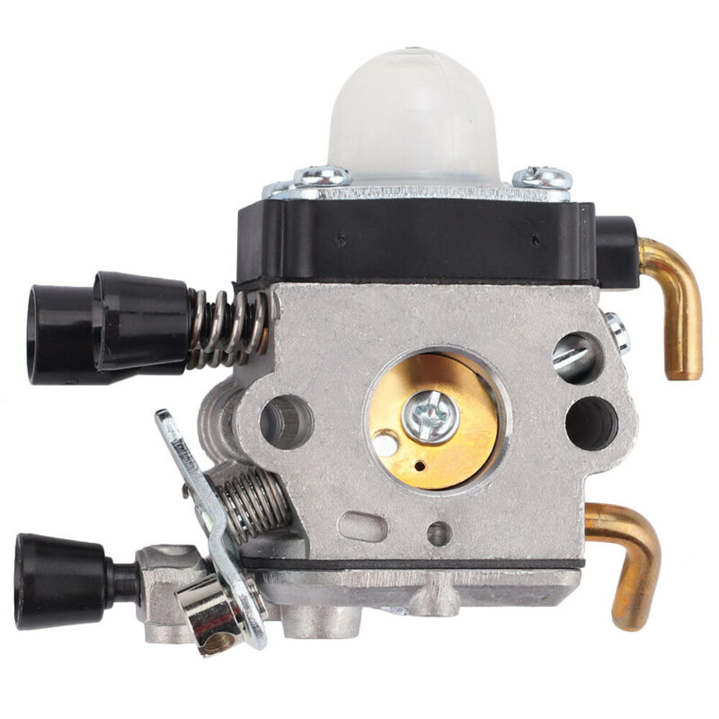<font><b>Carburetor</b></font> <font><b>For</b></font> <font><b>STIHL</b></font> <font><b>FS38</b></font> <font><b>FS45</b></font> FS46 FS55 KM55 FS85 Air Fuel Filter Gasket Carb Primer Bulbs Fuel Line image