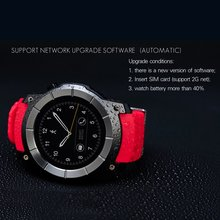 S958 Smart Watch For Android For IOS Smart Sports Watch Waterproof Heart Rate Monitor GPS 2G SIM Card Communication Wristwatch цена и фото