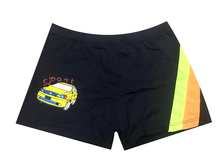 CHILDREN'S Swimming Trunks BOY'S Boxer Shorts Infants Small CHILDREN'S Baby Swimming Trunks Swimwear Children Split Type Swimmin