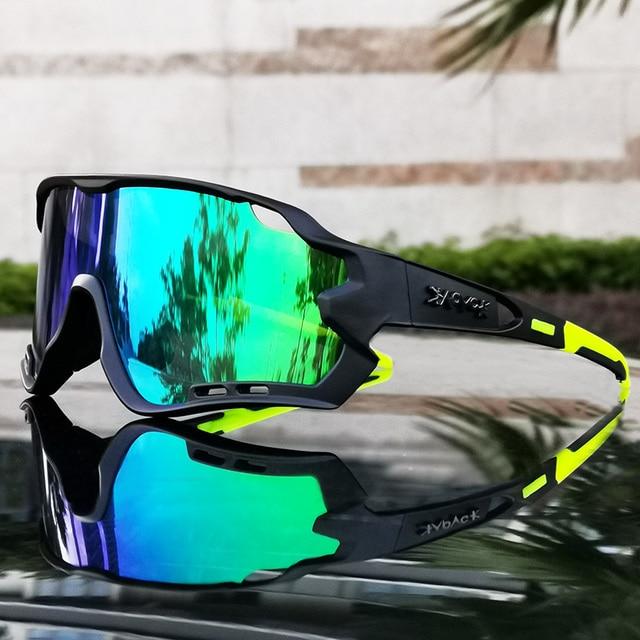 2019 Brand Polarized  Mountain Bike Sports Bicycle Cycling Sunglasses Gafas Ciclismo MTB Cycling Glasses Eyewear Sunglasses 2