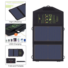 Solar Battery Power Bank 10W Charger for iPhone 6 6s 7 8 X Xr Xs max iPad Air mini Samsung LG HTC Sony.