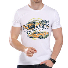 2019 Hot Sale 100% Cotton San Diego Summer Ride with Nice Beutiful Car Funny Joke Men T Shirt Tee
