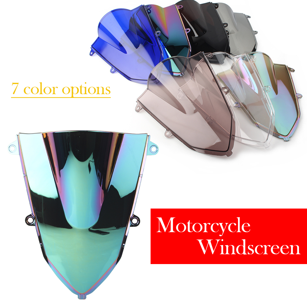 CBR500R <font><b>2019</b></font> Motorcycle Windshield Windscreen Screen For Honda <font><b>CBR</b></font> <font><b>500R</b></font> 19 ABS Motorcycle Accessories image