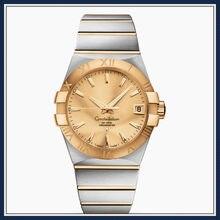 Constellation 38mm relógios mecânicos de negócios masculinos de luxo relógios automáticos à prova dwaterproof água 1:1003