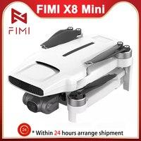 Auf lager Neue Ankunft FIMI X8 Mini Kamera Drone 8KM FPV 3-achsen Gimbal HD4K Kamera GPS RC drone Quadcopter RTF 250g-class Drohnen