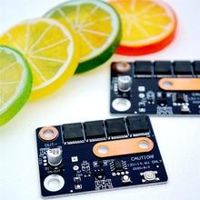 Przenośna bateria 12V do przechowywania energii zgrzewarka punktowa płytka obwodu drukowanego DIY lutownica Model płytka obwodu drukowanego