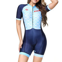 2019 Summer Cycling Set Ropa Ciclismo Mujer Bicicleta Gel 9D Terno Female Bicycle Clothing MTB maillot skinsuit