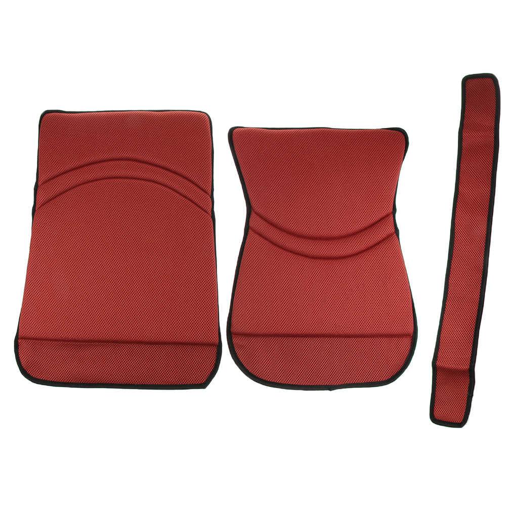 通気性整形外科車椅子シートクッション腰椎バック尾骨サポート枕減圧用高齢患者