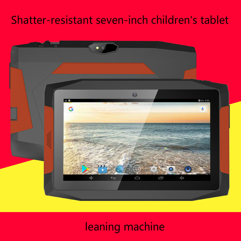 8GB 7 Inch Kids Android Children Tablet WIFI Kids Tablet PC Education  Game Gift For Boys Dual Camera