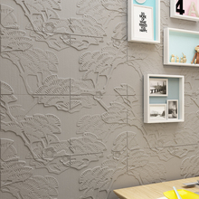 Beautiful flower high quality 3d foam wall sticker for house decoration and ceiling