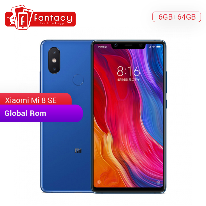 Global Rom Xiaomi Mi 8 SE 6GB 64GB Snapdragon 710 Octa Core 5.88