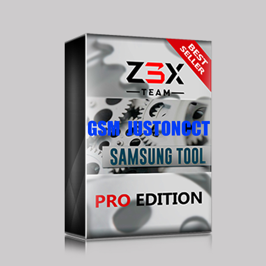 Z3x Pro For Samsung Pro Tool Activation+4cables Direct Unlock/read Codes, FRP Remove, Repair, SN, DRK, Bluetooth Etc.