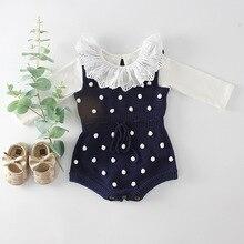 Baby Girls Knitting Romper Newborn Baby Girl Clothes Fashion