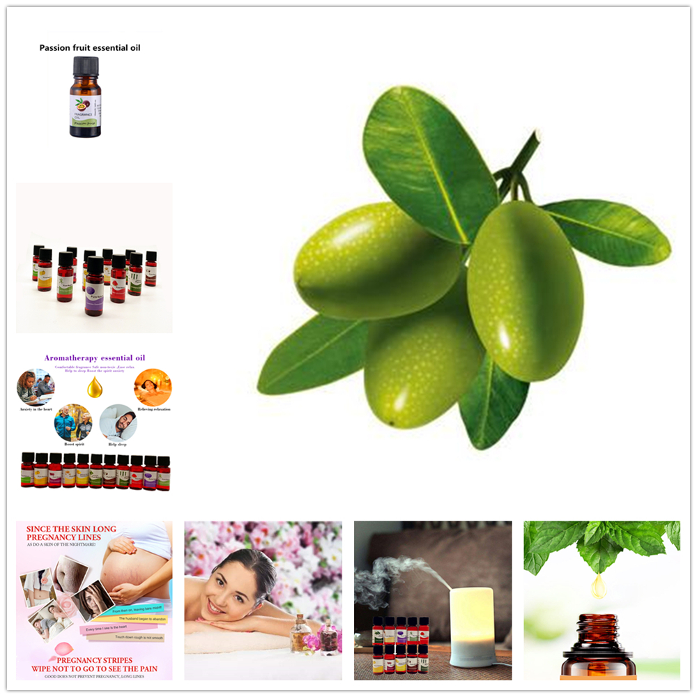 1Pcs 10ml Fragrance Oil Coconut Cranberry,Red grapes,Durian,Avocado,Blueberry,Lemon,Olive Oil Aroma Purifying air