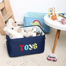 Мультяшный Динозавр Складная корзина для белья для грязной одежды, игрушки, мешок для корзин, органайзер для детей, для дома, для стирки