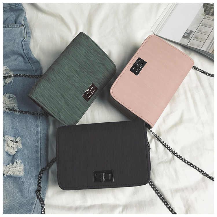 Miyahouse Luxury Mini Women Shoulder Bag Fashion Female Wild Small Flap Bag For Teenage Girls Hasp Design Ladies Messenger Bag