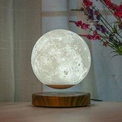 [Zwevende lamp] Motion sensor maan lamp night ligh kinderen nachtlampje led slaapkamer lichten verjaardagscadeau Nieuwe Jaar gift
