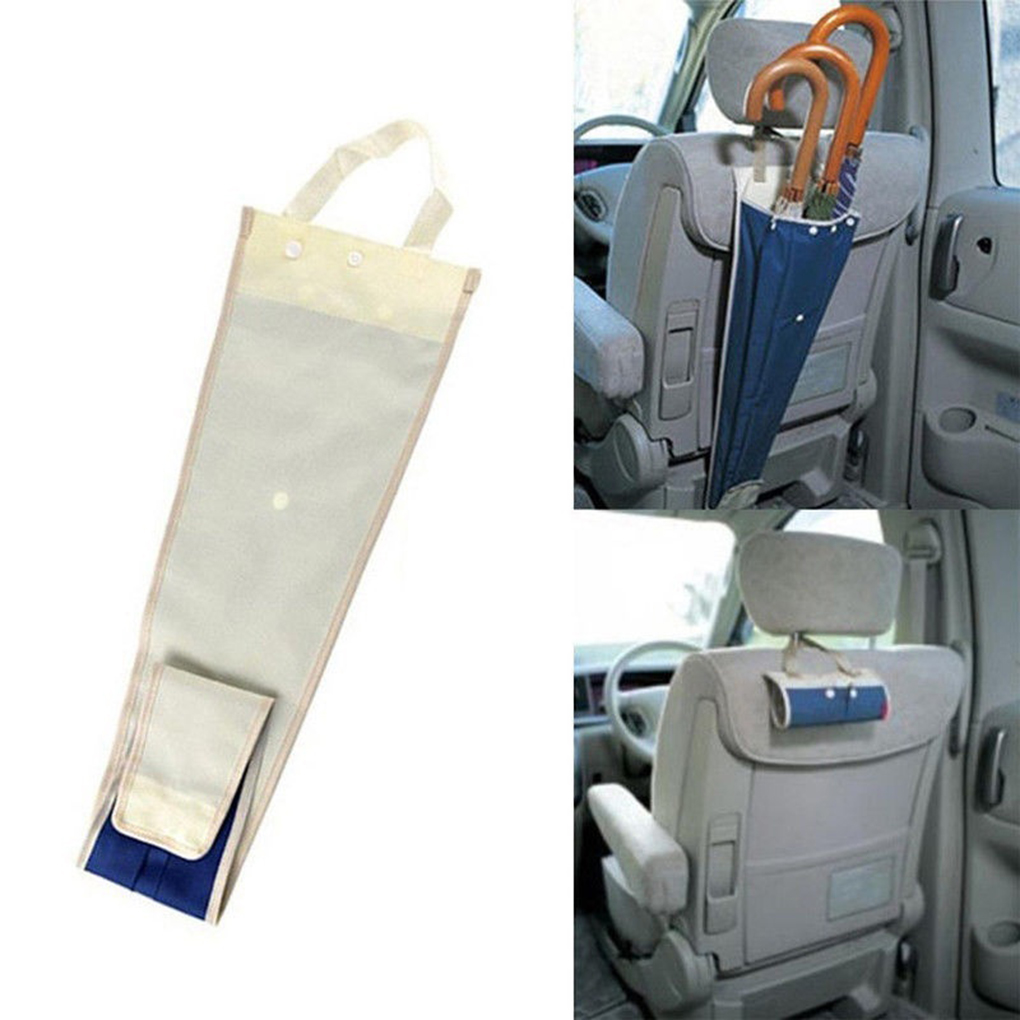 Car Umbrella Carrier Univeral Waterproof Bags Umbrella Polyester Protector Storage Holder