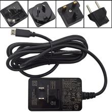 สำหรับ NVIDIA SHIELD TV Pro Media Server AC Adapter แหล่งจ่ายไฟ SPA040A19W2 19.0V 2.1A USB ใช้