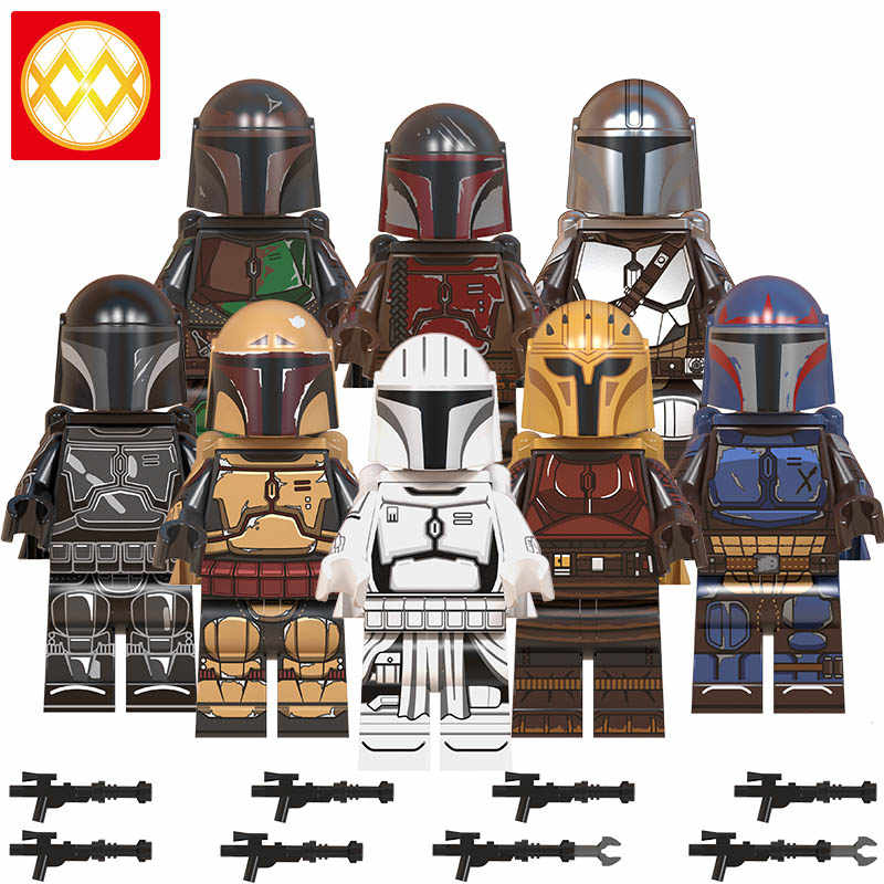 Legoed Naves Star Aumento di Skywalker Wars 9 Mandalorian Bambino Yoda Minifigured Kylo Rened Star Wars Building Blocks Giocattoli Figure