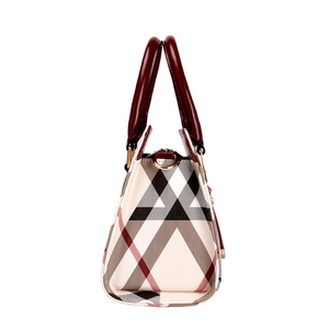 Image 2 - กระเป๋าสตรี VINTAGE PVC หนังสไตล์อังกฤษหญิงกระเป๋าถือแฟชั่น Bolsa Feminina ผู้หญิงสบายๆกลางแจ้งกระเป๋า 2020