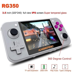 Handheld Game Console with 3.5