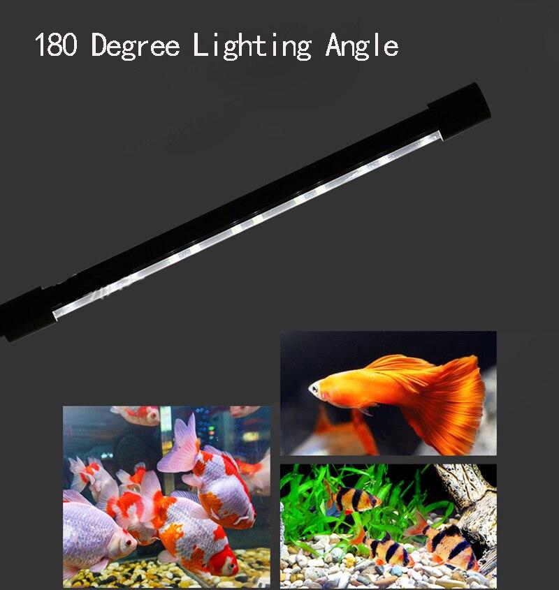Светодиодный светильник для аквариума выращивания растений ночник