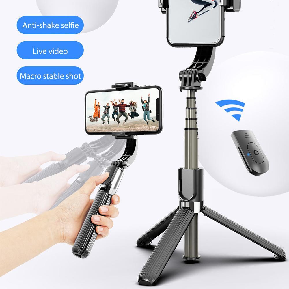 Палка для селфи для мобильного телефона, 1 осевой шарнирный стабилизатор, легкий складной шарнирный стабилизатор, Ручной штатив для видеозаписи|Чехлы для экшн-камер| | АлиЭкспресс