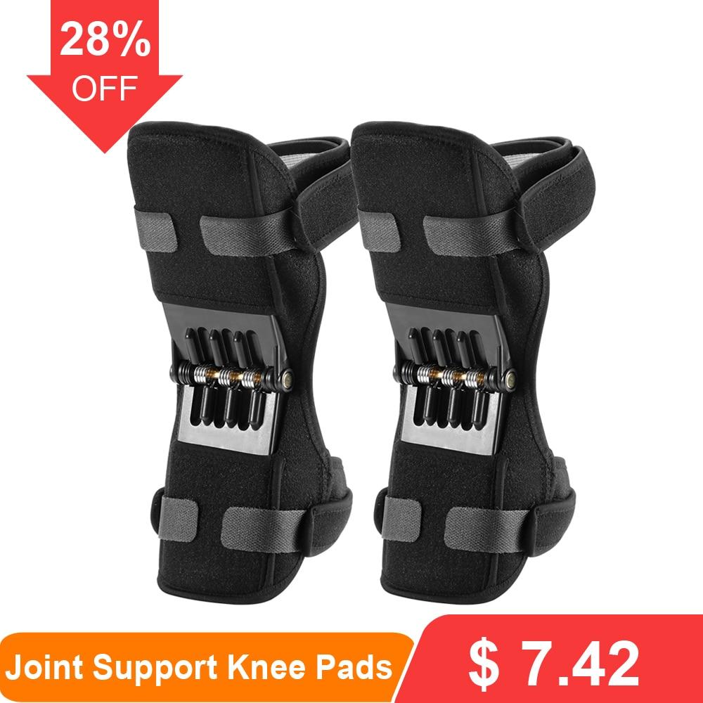 Joint apoio joelheiras power lift joint joelheiras poderoso rebote primavera força joelho reforço perna protetor respirável não-slipb
