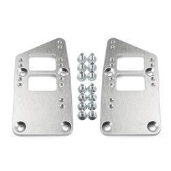 LS Supporti Motore In Alluminio Billet LS Motore di Conversione di Montaggio Regolabile Piastra per Chevrolet Camaro Nova