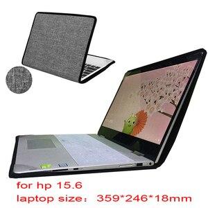 Чехол для ноутбука Hp Envy X360, откидной Чехол для ноутбука 15 15,6 дюймов, сумка для ноутбука Hp Pavilion 15s, подарочная сумка
