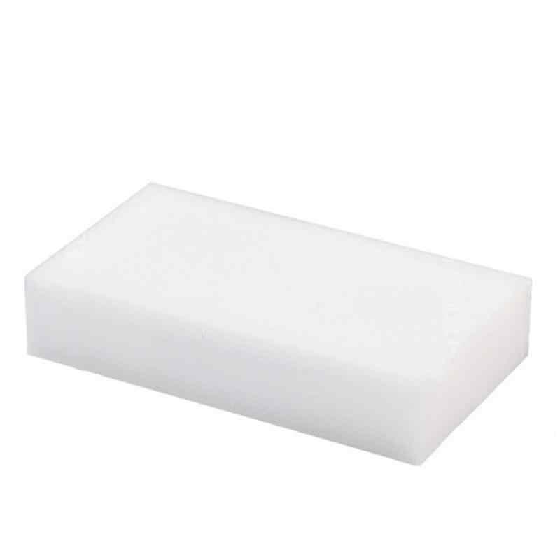 20Pcs לבן קסם ספוג Eraser ניקוי קצף מלמין מטבח Pad מטבח אביזרי מלמין ספוג עבור כביסה