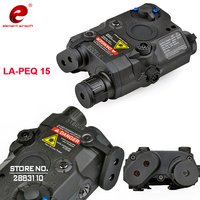 Element Airsoft Guns LA AN/PEQ 15 Rifle Light Softair Tactical Red Dot Integrated Laser&IR Trauma Hunting Weapon Spotlight EX276